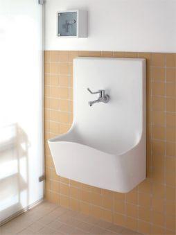 Lave-mains - Lave-mains en Varicor - Varicor® Lave-bras Avicenne 60 x 45 x 86 - palette spécifique -