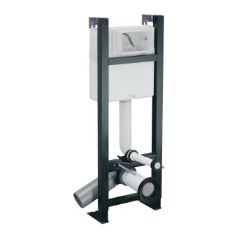 Bâti-supports - Bâti-support complet pour WC - QFx 40 x 20,5 x 113