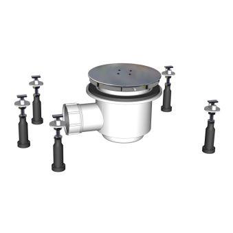 Douche - Accessoires pour receveurs de douche - Kit d'installation 10-17