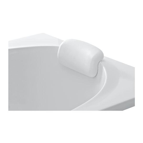 Baignoires accessoires de baignoires appuie t te blanc achat vente al - Appuie tete baignoire ...
