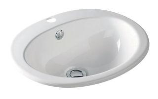 LUISINA - Villeroy & Boch - Volta - Vasque à encastrer Volta en céramique - 530 x 435 mm