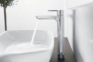 LUISINA - Hansa - Hansaligna - Mitigeur vasque haut Hansaligna chromé