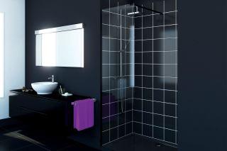 LUISINA - Erione - Paroi de douche fixe Erione 1000 mm