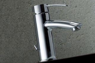 LUISINA - Mousson - Mitigeur vasque Mousson avec vidage laiton tirette