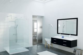 LUISINA - Céramique - Batiri - Vasque à encastrer Batiri en céramique - 565 x 480 mm