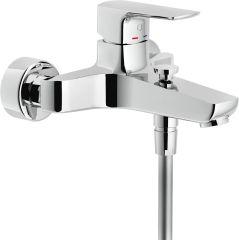 LUISINA - Viva - Mitigeur mécanique bain douche mural Viva