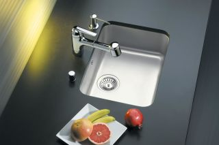LUISINA - Distributeur de savon finition chromée - contenance 300 ML